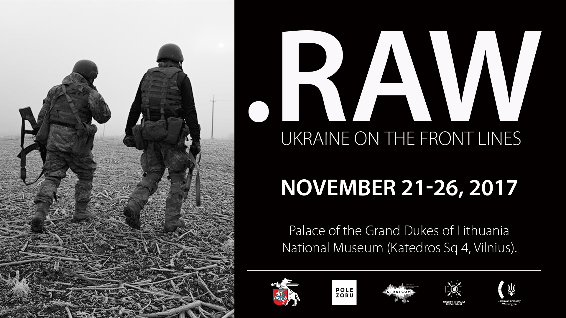 Ukrainian Photo Project to be Featured at Lithuanian Defence Ministry Exhibition